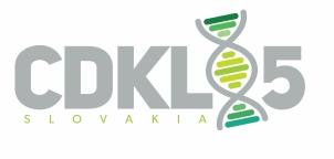 CDKL5 Slovakia